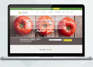 Nutrition Web Design