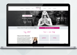 Life Coach Web Design